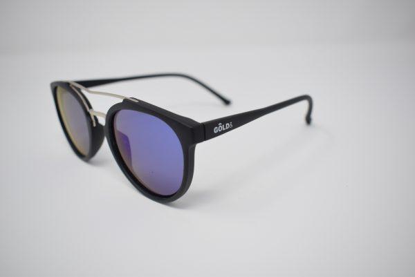 Gafas de negras unisex polarizadas